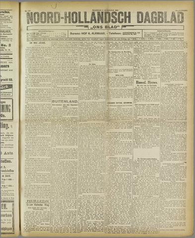 Ons Blad : katholiek nieuwsblad voor N-H 1921-08-01