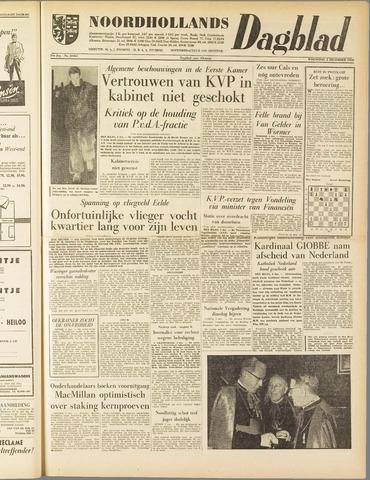 Noordhollands Dagblad : dagblad voor Alkmaar en omgeving 1958-12-03