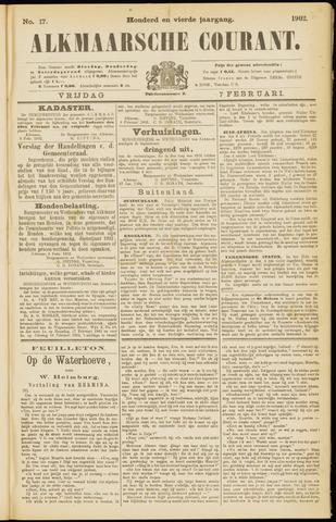 Alkmaarsche Courant 1902-02-07