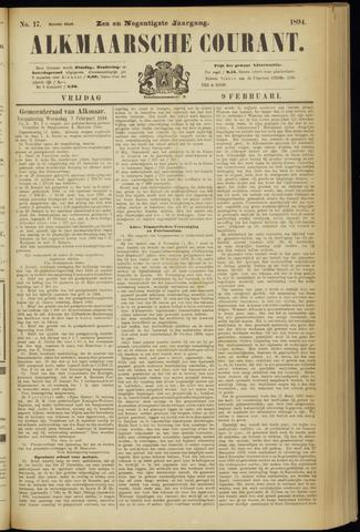Alkmaarsche Courant 1894-02-09