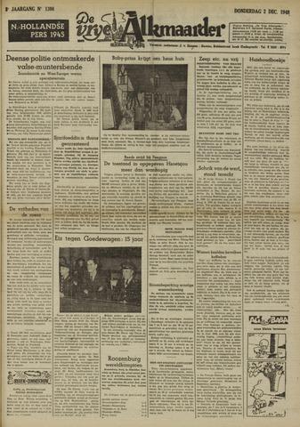 De Vrije Alkmaarder 1948-12-02