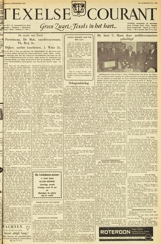 Texelsche Courant 1956-09-05