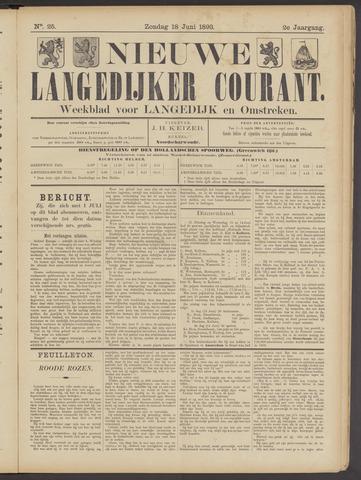 Nieuwe Langedijker Courant 1893-06-18