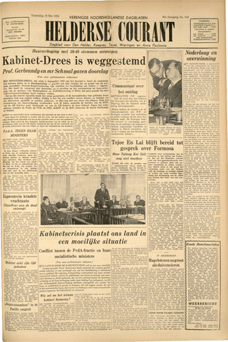 Heldersche Courant 1955-05-18