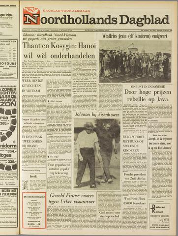 Noordhollands Dagblad : dagblad voor Alkmaar en omgeving 1968-02-19