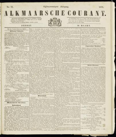 Alkmaarsche Courant 1873-03-16