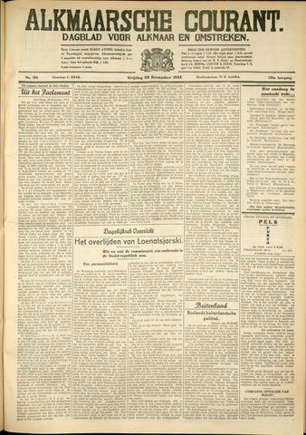 Alkmaarsche Courant 1933-12-29
