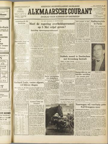 Alkmaarsche Courant 1955-11-30