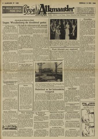 De Vrije Alkmaarder 1948-12-14