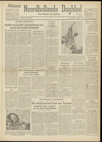 Nieuw Noordhollandsch Dagblad : voor Alkmaar en omgeving 1948-01-07