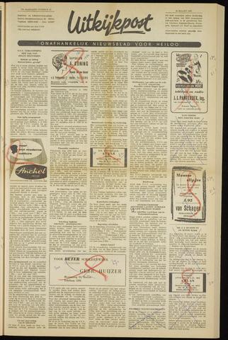 Uitkijkpost : nieuwsblad voor Heiloo e.o. 1961-03-16