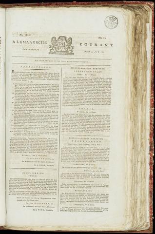 Alkmaarsche Courant 1820-04-10