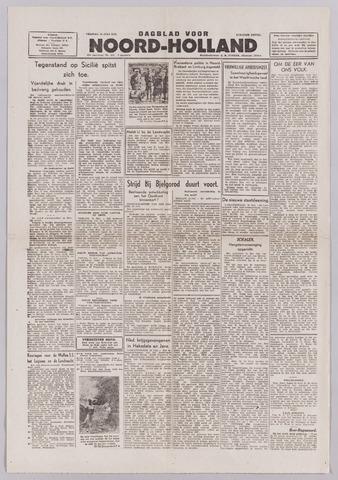 Dagblad Noord-Holland, Schager editie 1943-07-16