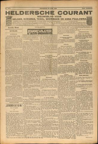 Heldersche Courant 1926-04-29