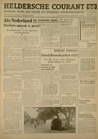 Heldersche Courant 1939-09-30