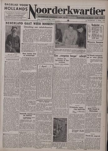 Dagblad voor Hollands Noorderkwartier 1942-04-11