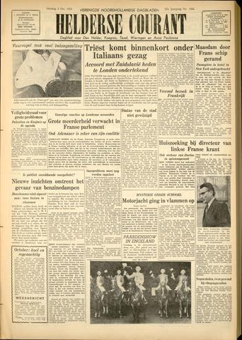 Heldersche Courant 1954-10-05