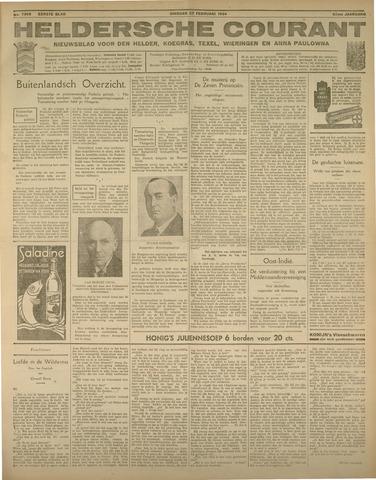 Heldersche Courant 1934-02-27