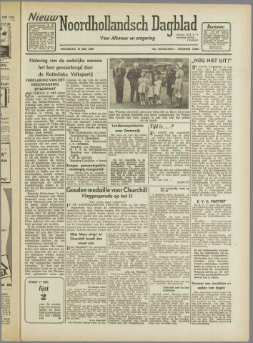Nieuw Noordhollandsch Dagblad : voor Alkmaar en omgeving 1946-05-13