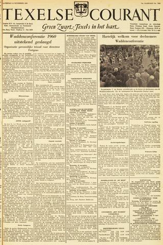 Texelsche Courant 1960-11-12