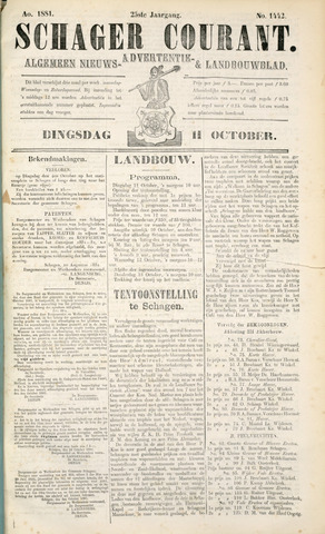 Schager Courant 1881-10-11