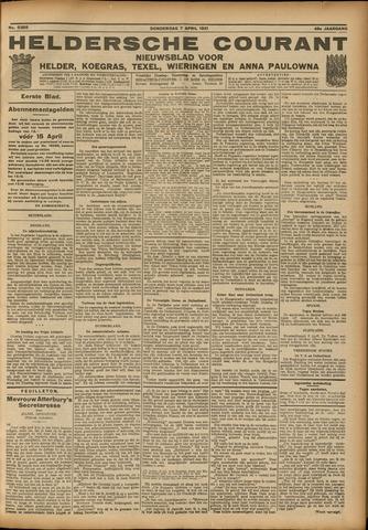 Heldersche Courant 1921-04-07