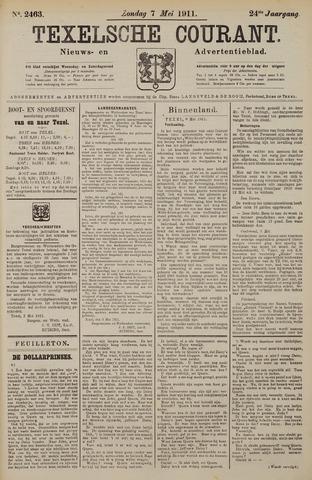 Texelsche Courant 1911-05-07