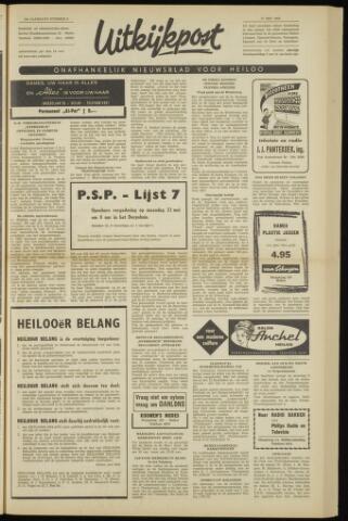 Uitkijkpost : nieuwsblad voor Heiloo e.o. 1962-05-17