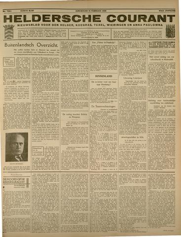 Heldersche Courant 1935-02-14