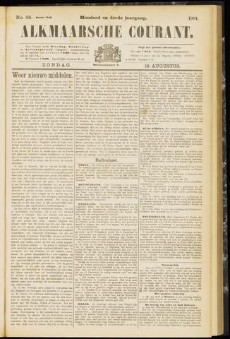 Alkmaarsche Courant 1901-08-18