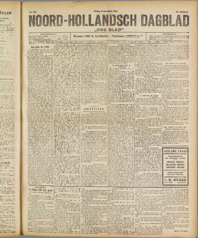 Ons Blad : katholiek nieuwsblad voor N-H 1922-11-10