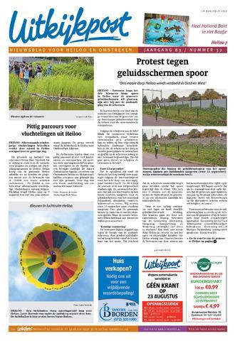 Uitkijkpost : nieuwsblad voor Heiloo e.o. 2017-08-16