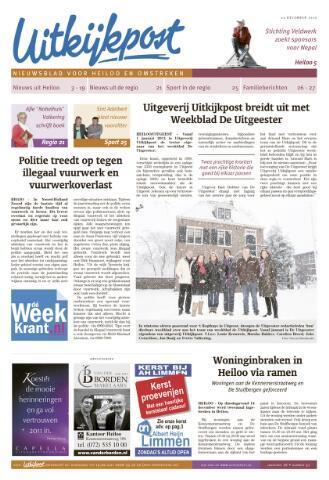 Uitkijkpost : nieuwsblad voor Heiloo e.o. 2010-12-22