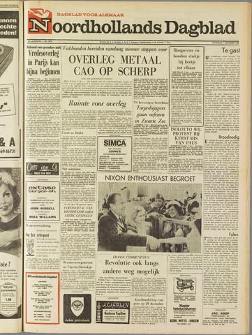 Noordhollands Dagblad : dagblad voor Alkmaar en omgeving 1968-12-07