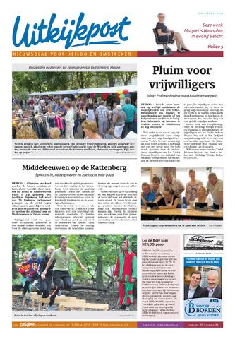 Uitkijkpost : nieuwsblad voor Heiloo e.o. 2015-09-02
