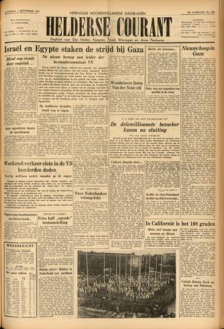 Heldersche Courant 1955-09-05