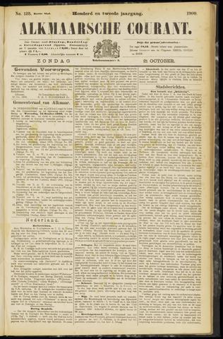 Alkmaarsche Courant 1900-10-21