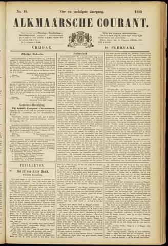 Alkmaarsche Courant 1882-02-10