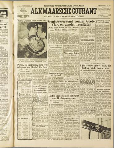 Alkmaarsche Courant 1955-11-05