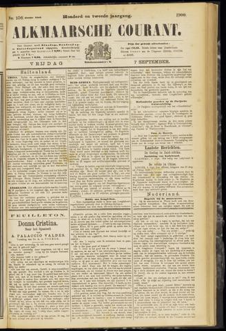 Alkmaarsche Courant 1900-09-07