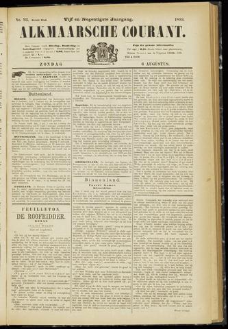 Alkmaarsche Courant 1893-08-06