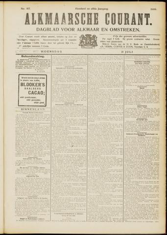 Alkmaarsche Courant 1909-07-21