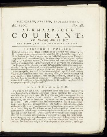 Alkmaarsche Courant 1800-07-14