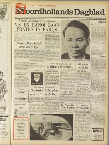 Noordhollands Dagblad : dagblad voor Alkmaar en omgeving 1968-05-04