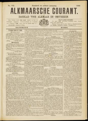 Alkmaarsche Courant 1906-05-12