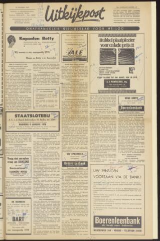 Uitkijkpost : nieuwsblad voor Heiloo e.o. 1969-12-29