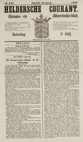 Heldersche Courant 1869-07-03