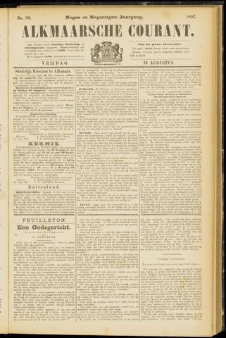 Alkmaarsche Courant 1897-08-13