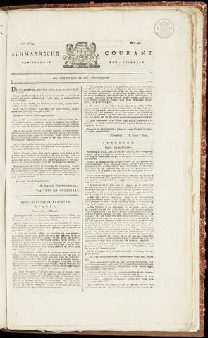 Alkmaarsche Courant 1822-12-02