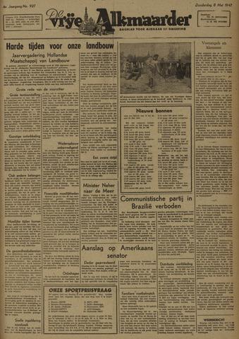 De Vrije Alkmaarder 1947-05-08